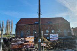 Nouvelle construction à Estaimpuis